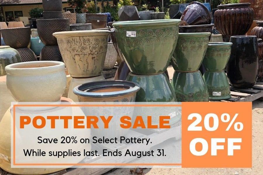 PotterySaleWEBsite