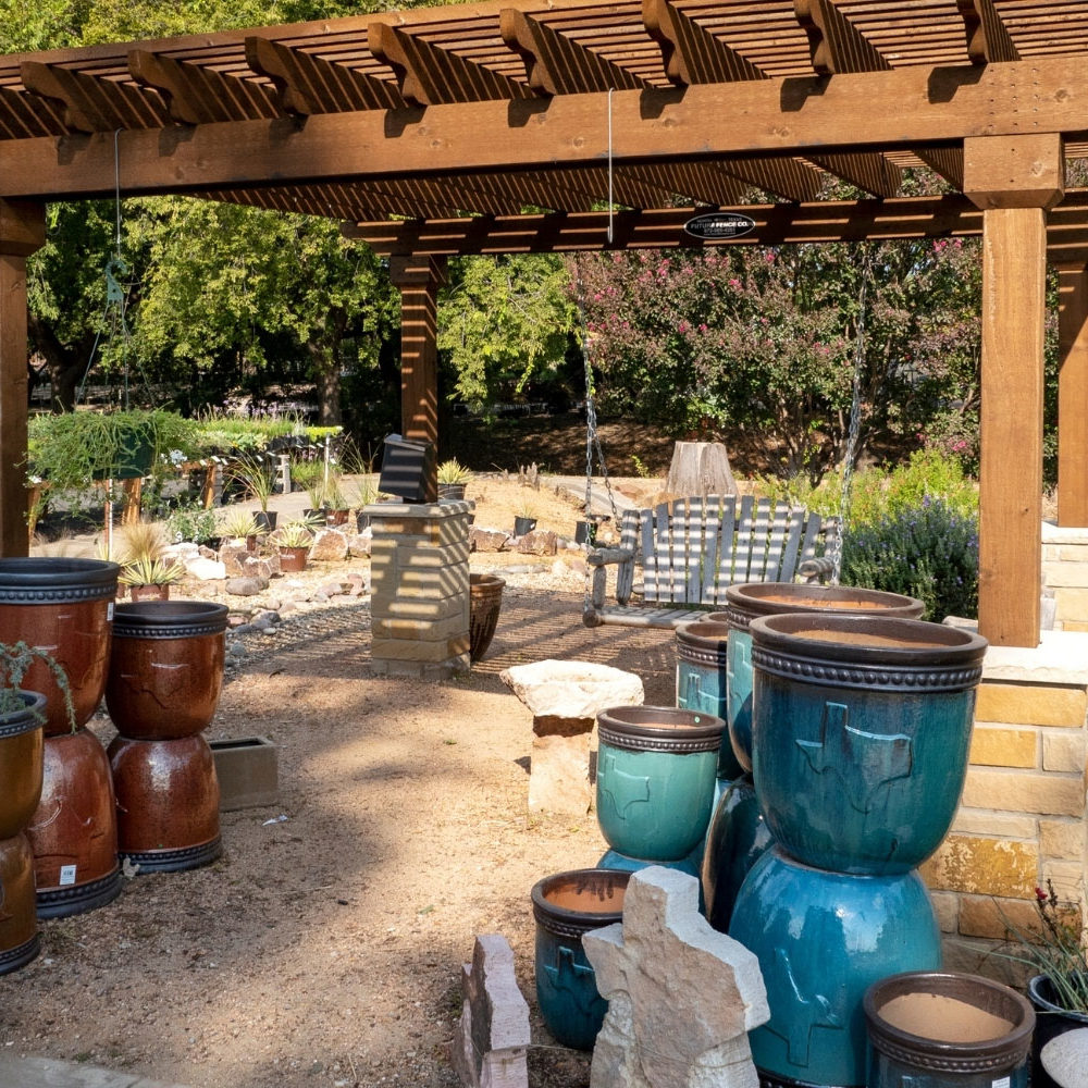 Frisco, Texas Planters and Pottery